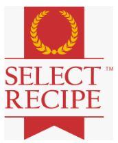 Select Recipe logo