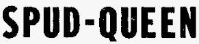 Spud-Queen logo